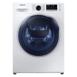 Washing machine-dryer Samsung (8 kg / 5 kg) WD8NK52E0ZW/LE