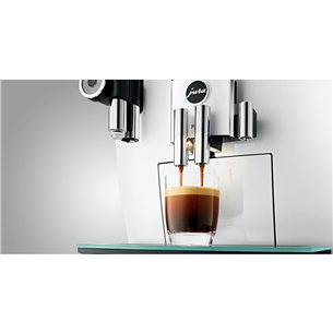 Espressomasin JURA J6 Piano White