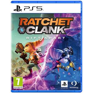 PS5 mäng Ratchet & Clank: Rift Apart 711719826194