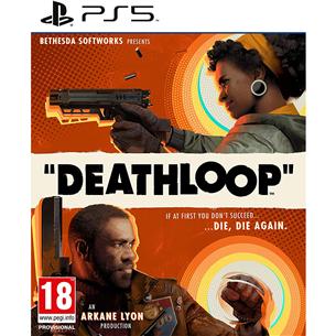 PS5 mäng Deathloop (eeltellimisel) 5055856428497