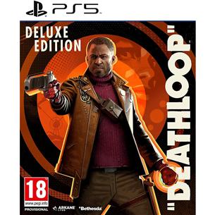 PS5 mäng Deathloop Deluxe Edition (eeltellimisel) 5055856428633