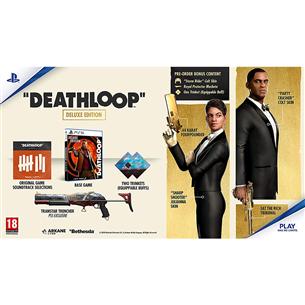 PS5 mäng Deathloop Deluxe Edition (eeltellimisel)