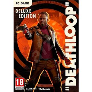 Arvutimäng Deathloop Deluxe Edition (eeltellimisel) 5055856428367