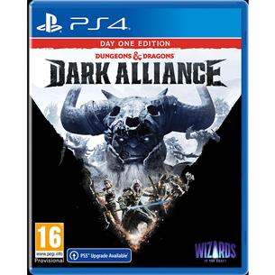 PS4 mäng D&D Dark Alliance 4020628701130