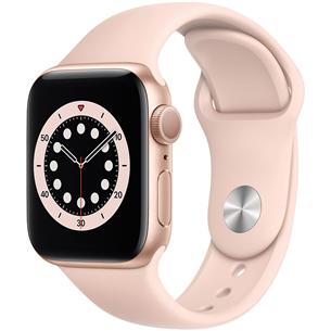 Смарт-часы Apple Watch Series 6 (40 мм) GPS MG123UL/A