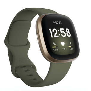 Смарт-часы Fitbit Versa 3 FB511GLOL