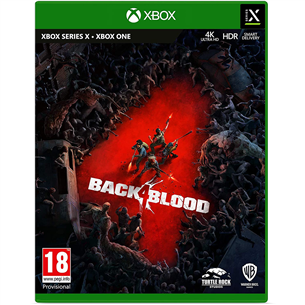 Xbox One / Series X/S game Back 4 Blood (pre-order) 5051895413524