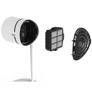 Напольный вентилятор Boneco Cool & Clean