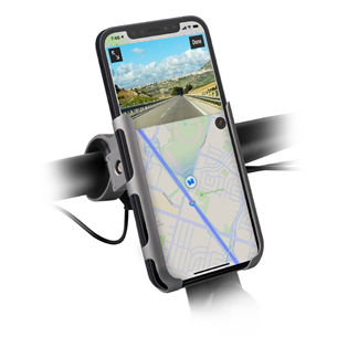Phone holder for electric scooters and bikes SBS E-Go Pro TEERIDEHOLDMETPRO