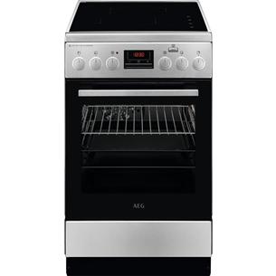 Induction cooker AEG (50 cm) CIB56481BM