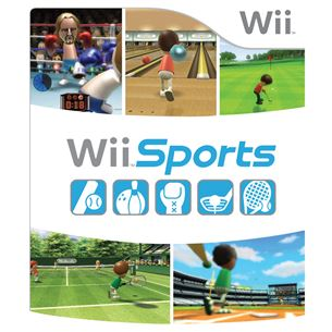 Nintendo Wii mäng Wii Sports