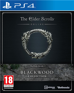 PS4 mäng The Elder Scrolls Online: Blackwood Collection 5055856428855