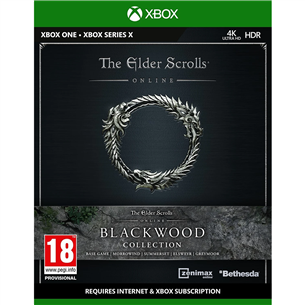 Xbox One / Series X/S mäng The Elder Scrolls Online: Blackwood Collection 5055856428978