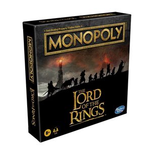 Lauamäng Monopoly - Lord Of The Rings 5010993813520
