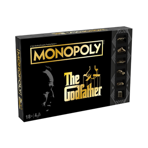 Lauamäng Monopoly - The Godfather 5036905040440