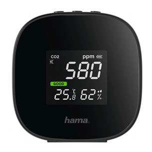 Õhukvaliteedi mõõtmise seade Hama Safe 00186434