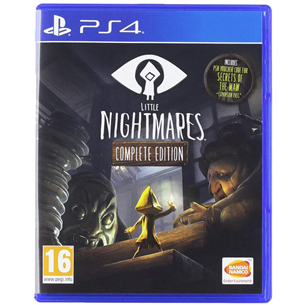 PS4 mäng Little Nightmares Complete edition 3391892001655