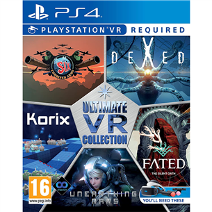 PS4 VR game Ultimate VR Collection 5060522090410