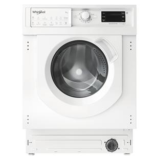 Built-in washing machine-dryer Whirlpool (7 kg / 5 kg) BIWDWG751482EUN