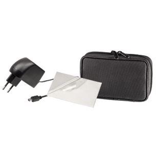GPS kott, laadija ja ekraani kaitsekile Hama 00093722