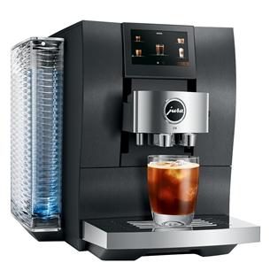 Espressomasin JURA Z10 Aluminium Black