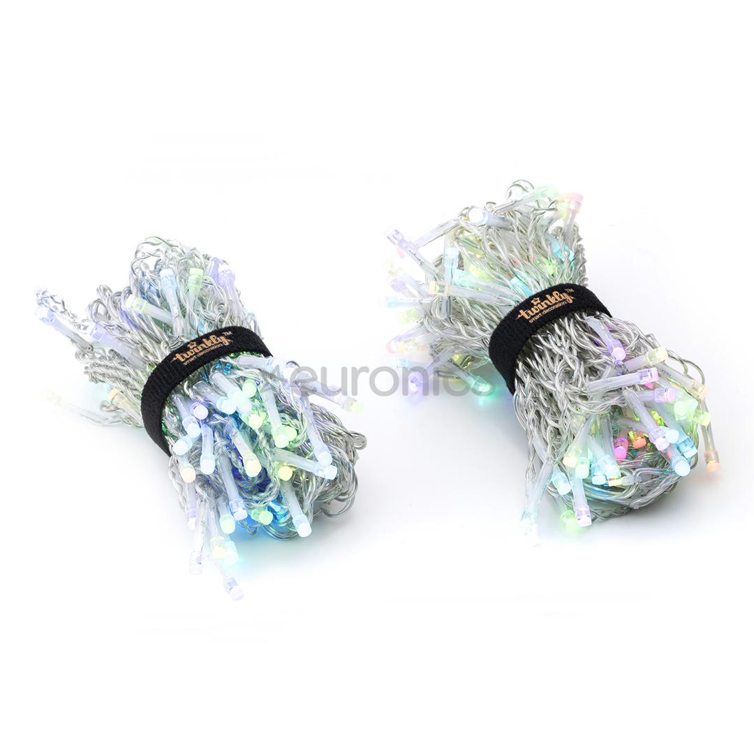 Умная гирлянда Twinkly Icicle 190 RGB LEDs (Gen II)