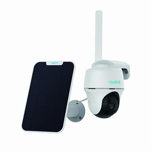 Беспроводная камера видеонаблюдения Reolink Go PT (4G/LTE) + солнечная панель