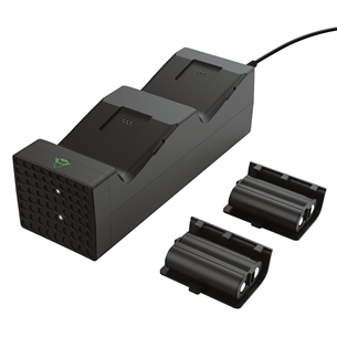 Зарядная станция и аккумуляторы Trust GXT250 Series X/S 24177