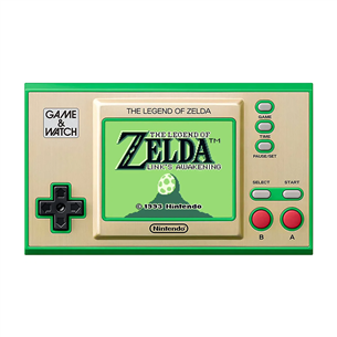 Gaming consule Nintendo Game & Watch: The Legend of Zelda (pre-order) 045496444969