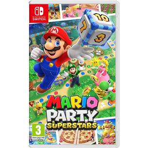 Игра Mario Party Superstars для Nintendo Switch (предзаказ) 045496428815