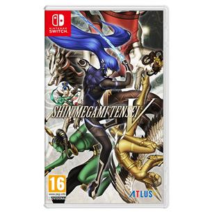 Switch game Shin Megami Tensei V (pre-order) 045496428846