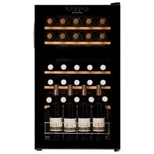 Wine cooler Dunavoz (capacity: 30 bottles) DXFH-30.80