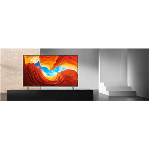 75'' Ultra HD 4K LED LCD-телевизор, Sony