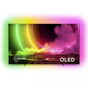 """65"""" Ultra HD OLED-телевизор Philips 65OLED806/12"""