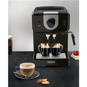 Espressomasin Krups Opio Steam & Pump XP320830