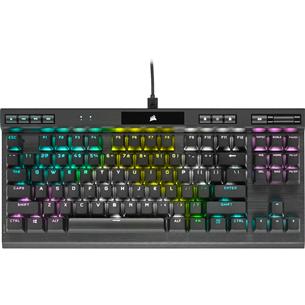 Klaviatuur Corsair K70 TKL RGB CS MX Red (SWE)