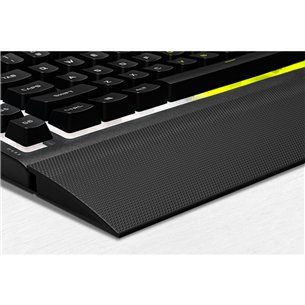 Keyboard Corsair K55 RGB PRO Rubber Dome (SWE)