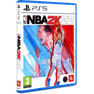 PS5 game NBA 2K22 PS5NBA2K22