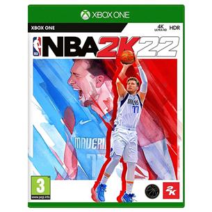 Xbox One game NBA 2K22 X1NBA2K22