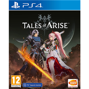PS4 game Tales of Arise Collector's Edition 3391892016192