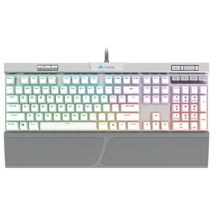 Keyboard Corsair K70 RGB MK.2 Cherry MX Speed (SWE) CH-9109114-ND