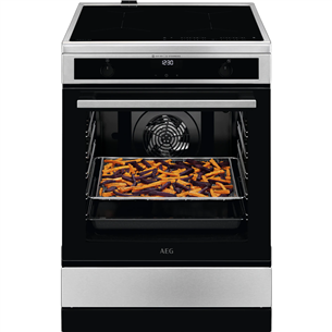 Induction cooker AEG (60 cm) CIB6645ABM