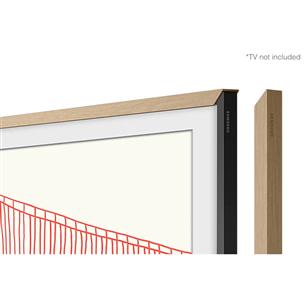 """Дополнительная рамка для телевизора Samsung The Frame 75"""" (светло-коричневая) VG-SCFA50TKBXC"""