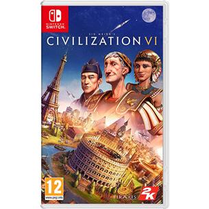 Switch game Civilization VI 5026555068680