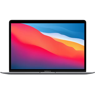 Sülearvuti Apple MacBook Air M1 (512 GB) ENG Z1250005L