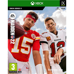 Xbox Series X game Madden NFL 22 5030942123883