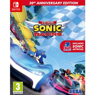 Switch mäng Team Sonic Racing - 30th Anniversary 5055277044030