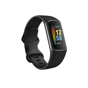 Activity tracker Fitbit Charge 5 FB421BKBK
