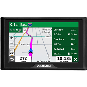 GPS Navigator Garmin Drive™ 52 & Live Traffic 010-02036-10