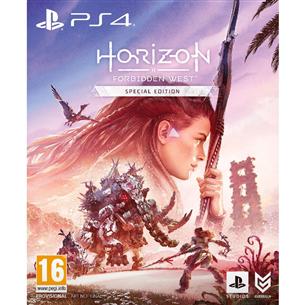 Игра Horizon Forbidden West Special Edition для PlayStation 4 (предзаказ) 711719773092